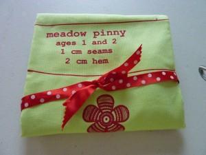 Clothkits pinny bundle