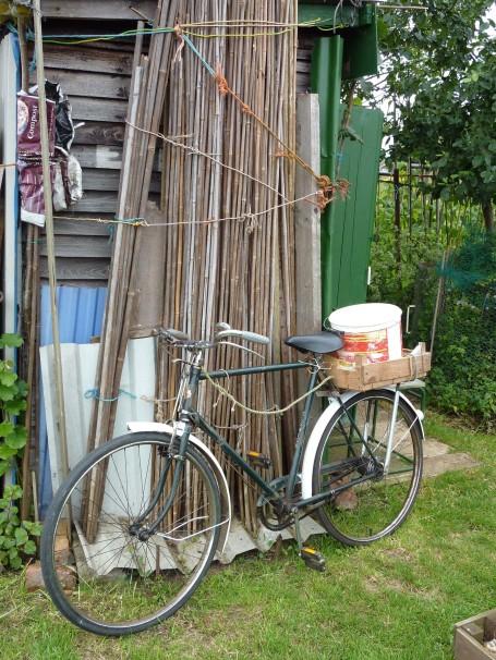 Henri's bike