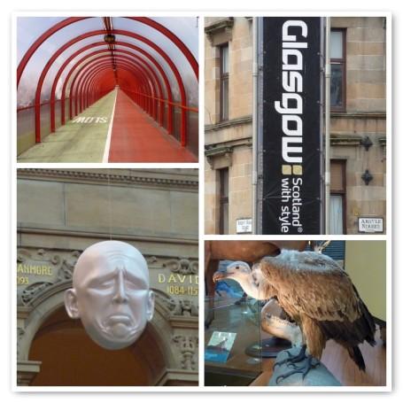 MOSAIC - Glasgow museum