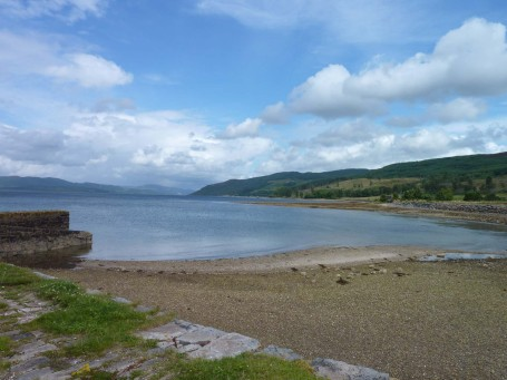 Argyll - Otter Ferry panorama 2