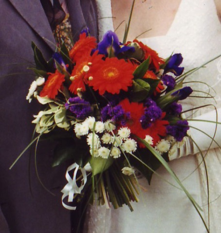 wedding_flower bouquet