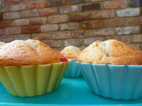 damson muffins