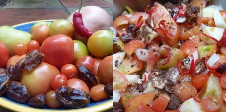 MOSAIC - spicy tomato chutney