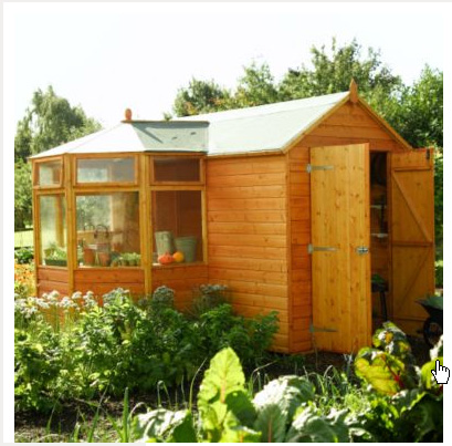 English potting shed plans backyard sheds for Potting shed plans free