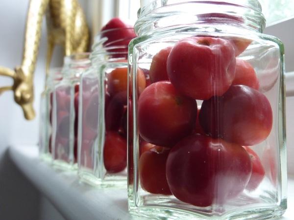 Image result for jar of apples