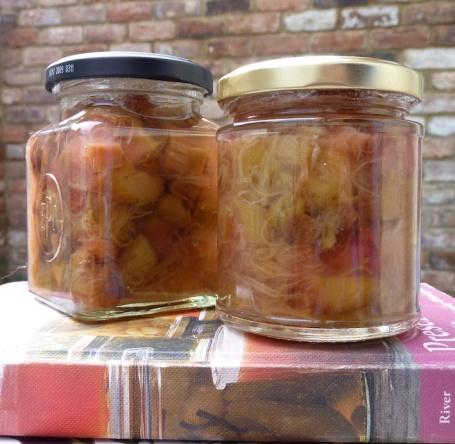 14-8-10 - rhubarb relish 4B