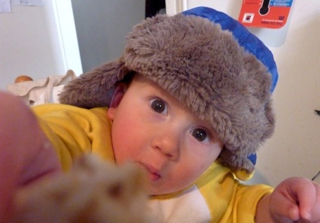 25-1-13 - in furry hat 4B