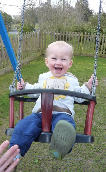 20-4-13 - Croombe Park swings 4B