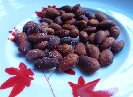 30-4-13 - toasted almonds 4B