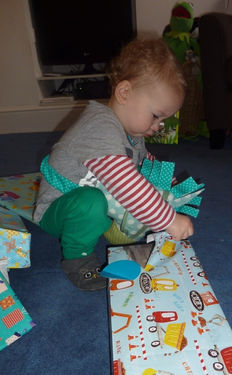 18-1-14 - E opening presents 4B