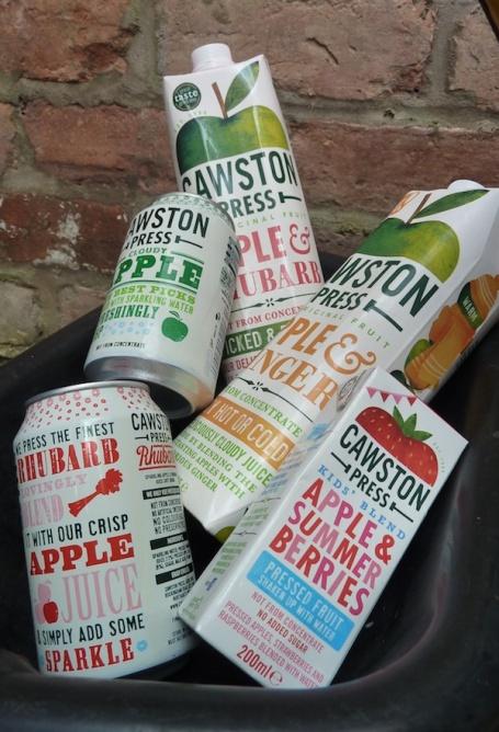 Cawston Juice 4B