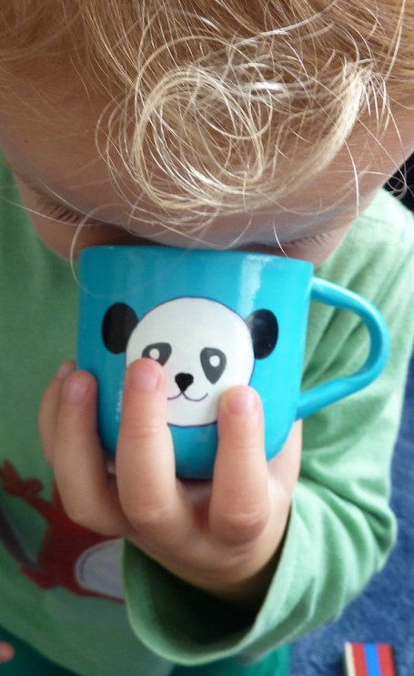 30-9-14 - panda cup at Nana and Grandads 4B