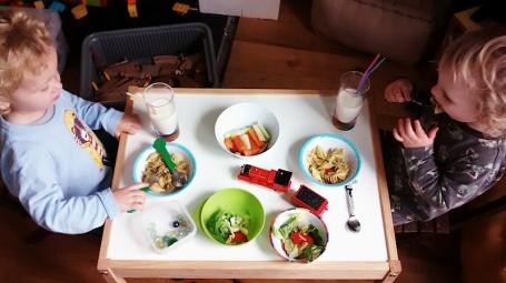 E and E lunch 4B