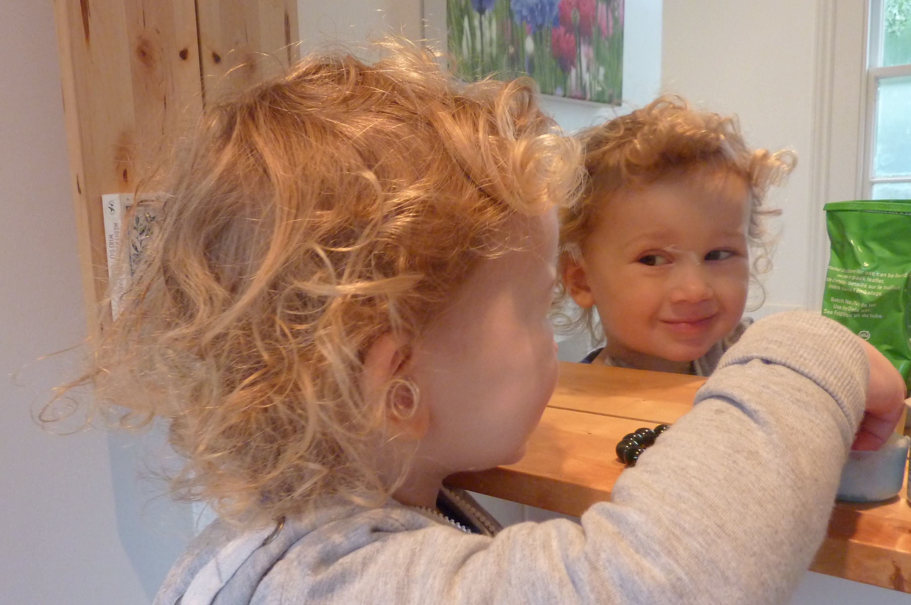 A Curly Back And Sides A First Haircut Nip It In The Bud