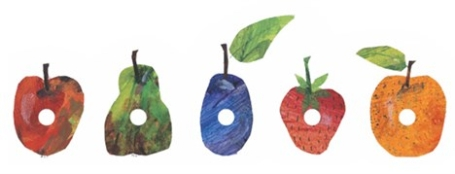 Hungry caterpillar fruit