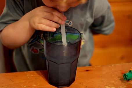 Slushy drinking E 4B