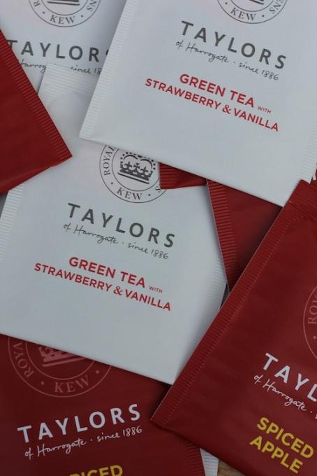Taylors tea bags 4B