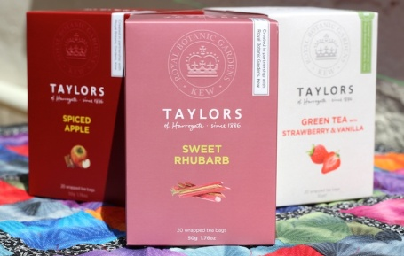 Taylors Tea x3 boxes 4B