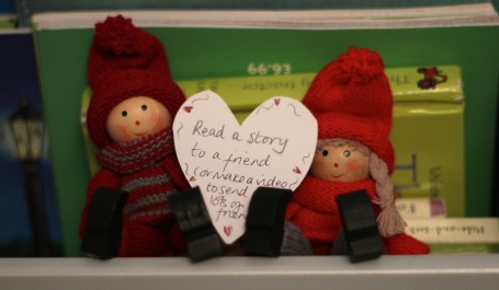 14-12-15 - Day 3 read a story 4B