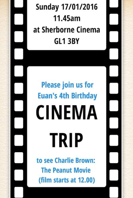 Euan's party invite 4B