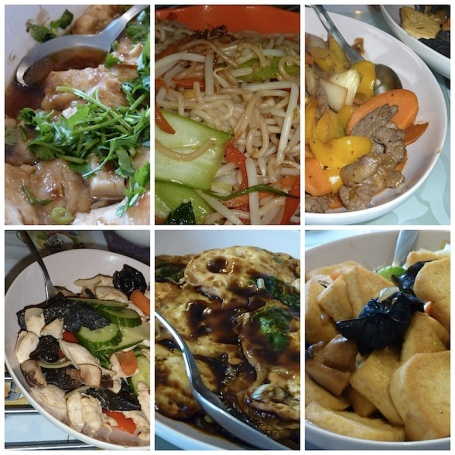 Collage - Es 100 days meal 4B