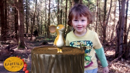 Gruffalo trail with mouse 4B copy