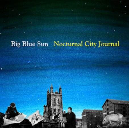 Nocturnal City Journal album cover copy