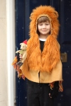 2018 World Book Day_Lion and the mouse in the snow