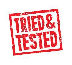 Tried & Tested logo
