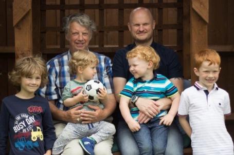 17-6-18 - Fathers Day at Mum & Dads - nipitinthebud.co.uk