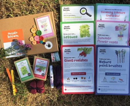 Mud and Bloom July subscription box