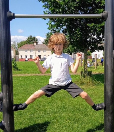 Park gymnastics