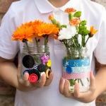 Mud and Bloom subscription box_flower jars - nipitinthebud