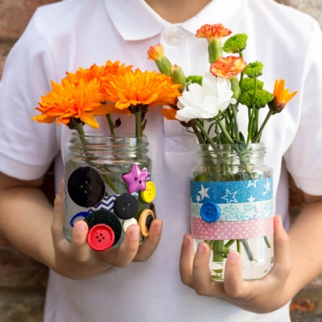 Mud and Bloom subscription box_flower jars - nipitinthebud